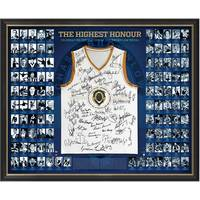 BROWNLOW HISTORY SIGNED 'THE HIGHEST HONOUR'0