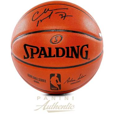 Charles Barkley Signed Basketball