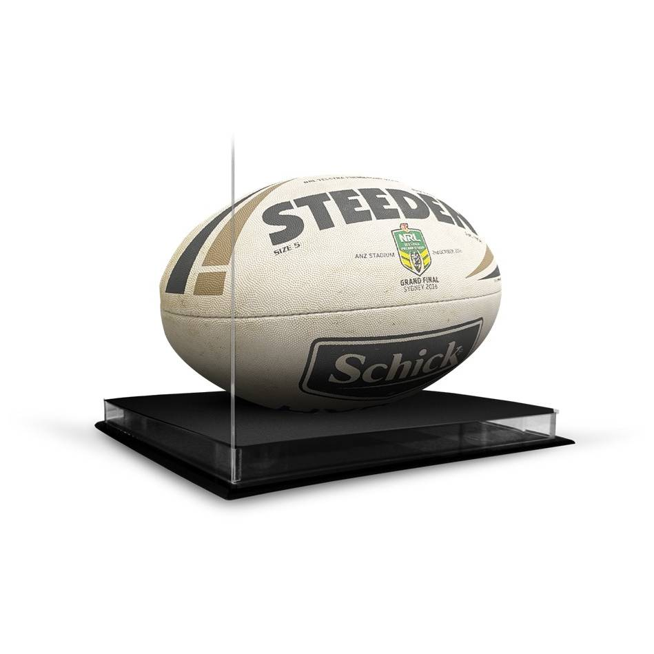 mainCronulla Sharks 2016 NRL Grand Final Match-Used Ball0