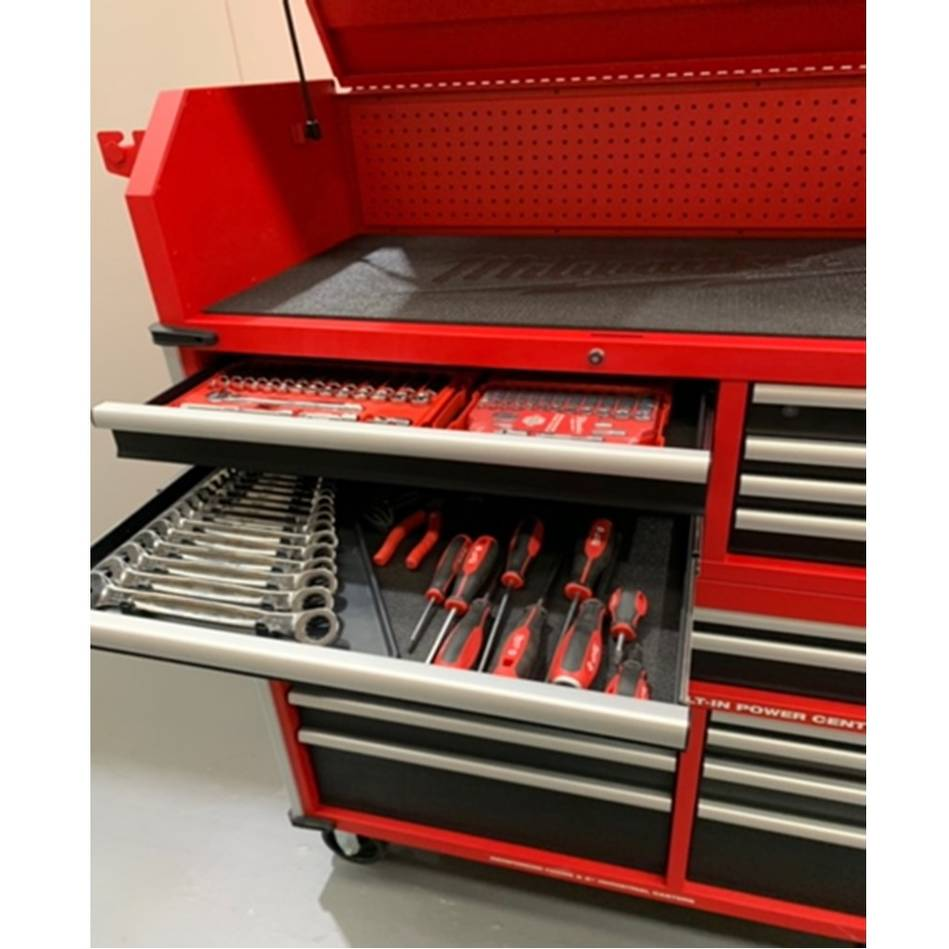 "mainChad Reed & Jet Lawrence - Milwaukee 46"" High Capacity Steel Tool Box1"