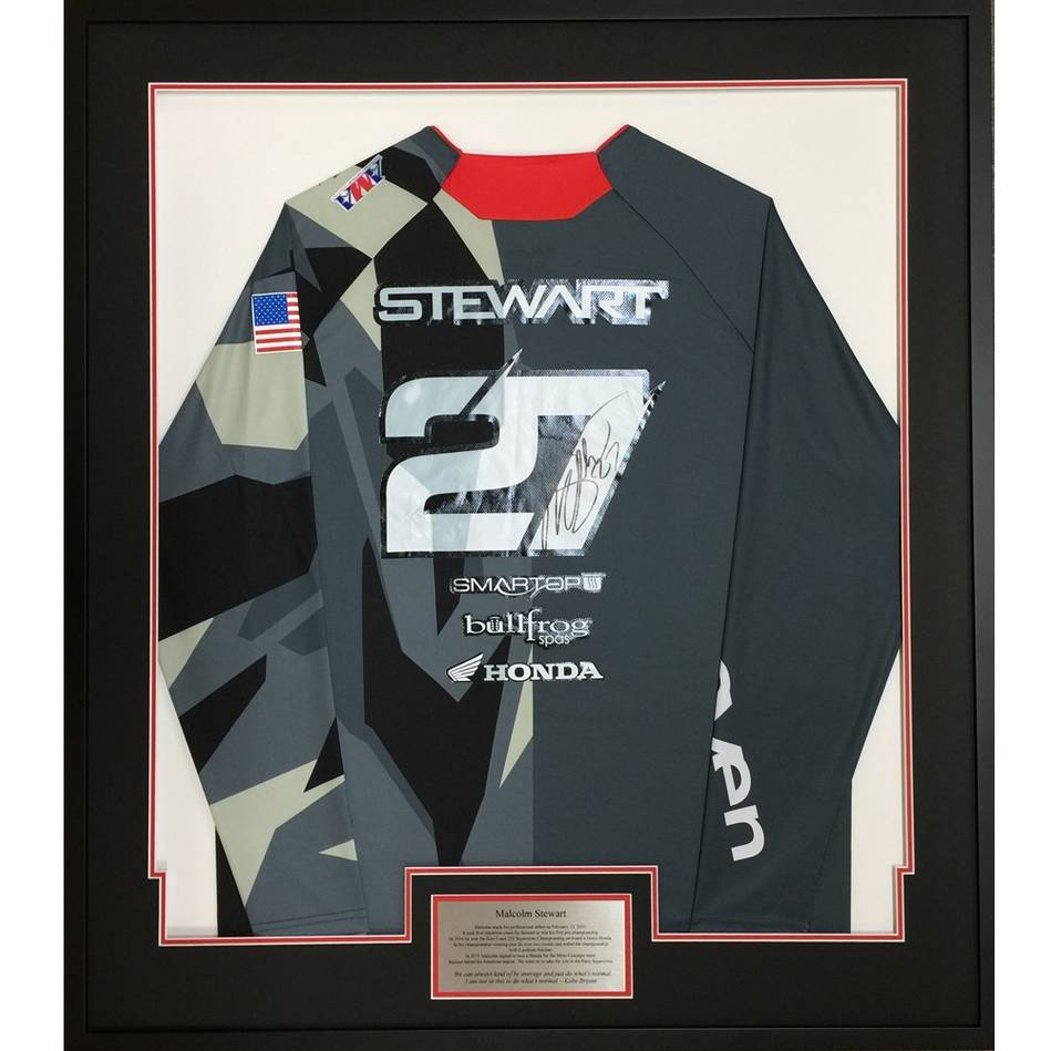 mainMalcolm Stewart Signed 2020 Race-Worn Jersey0