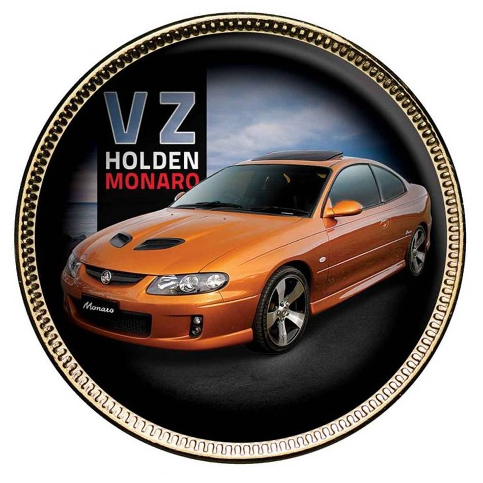 mainHolden Monaro Gold-plated Penny 9-Coin Collection3