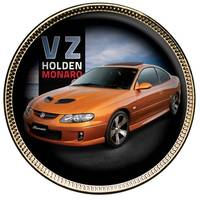 Holden Monaro Gold-plated Penny 9-Coin Collection3