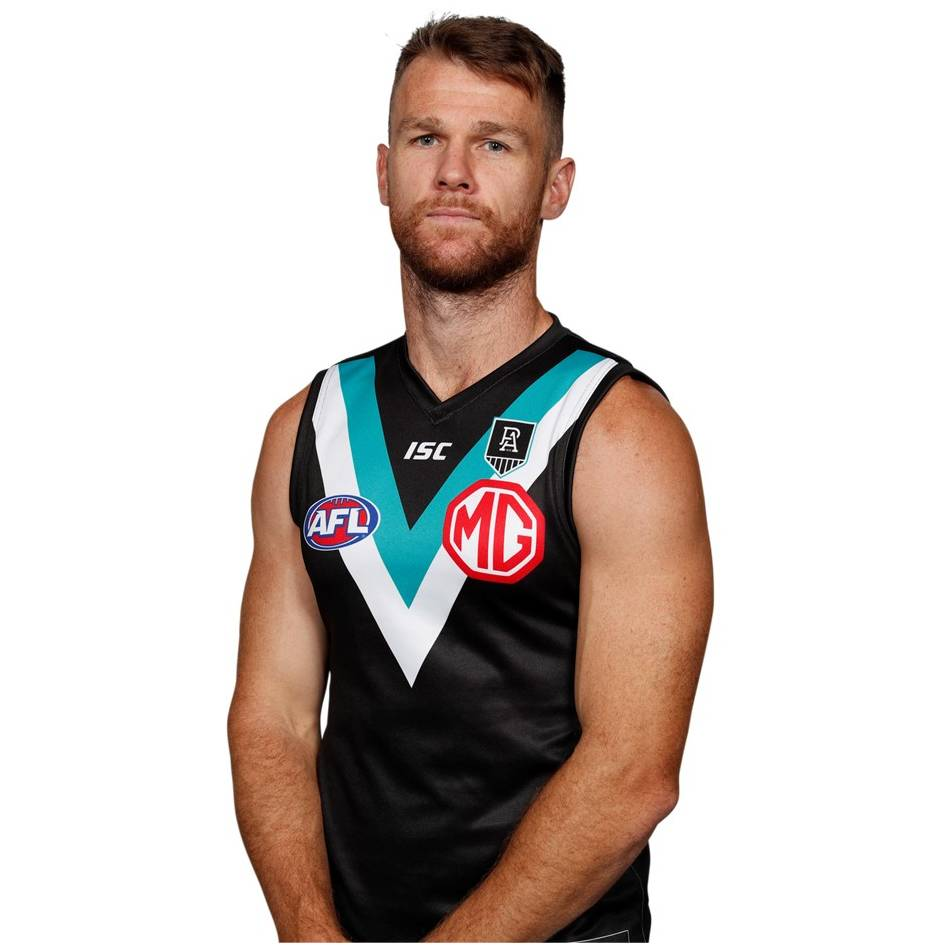 mainRobbie Gray Signed Showdown Match-Worn Guernsey1