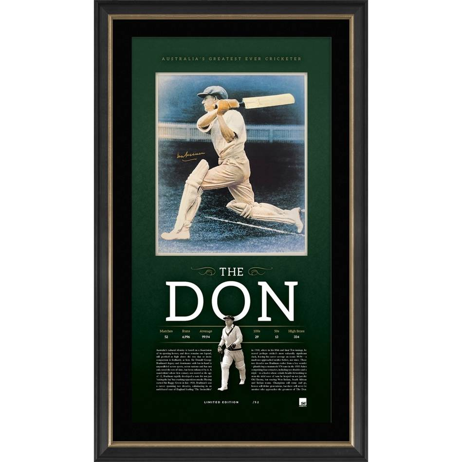 mainThe Don Signed Photo Display0