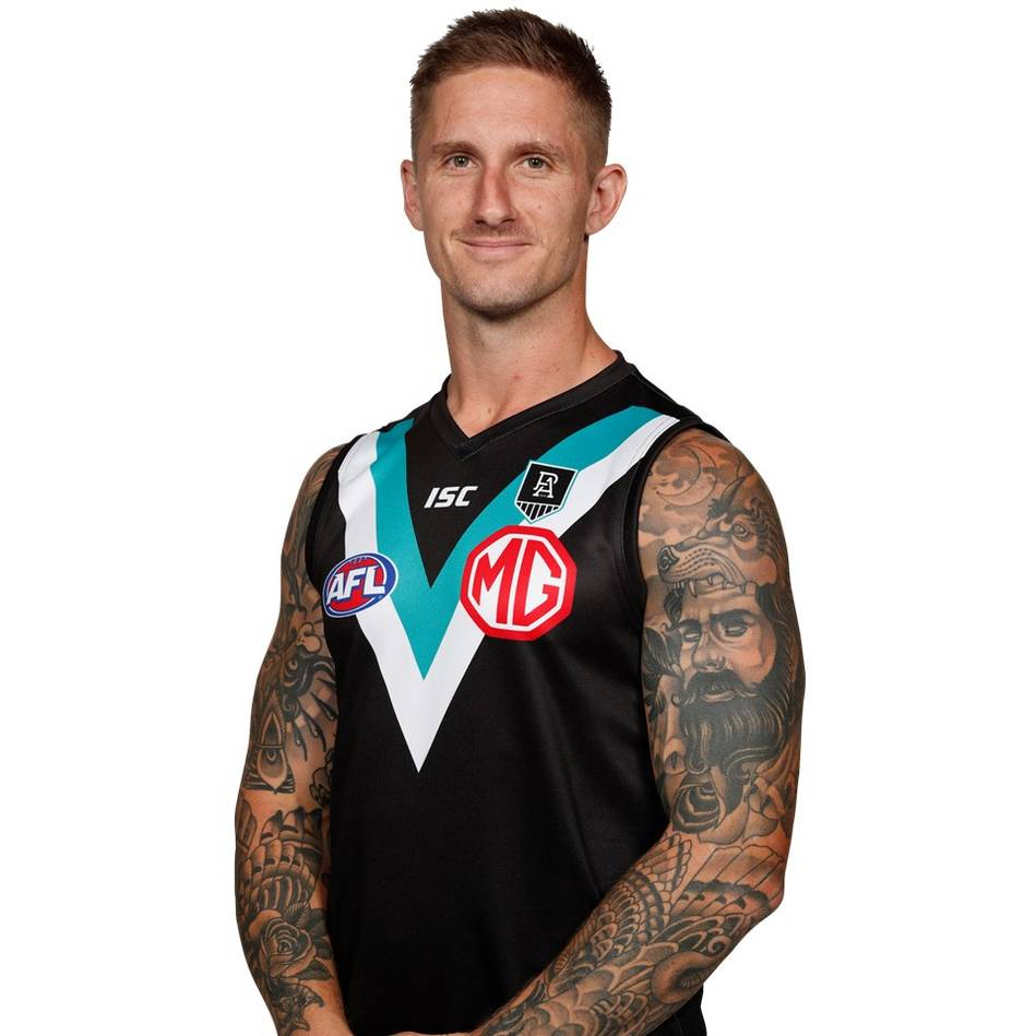 mainHamish Hartlett Signed 2020 Indigenous Match-Worn Guernsey1