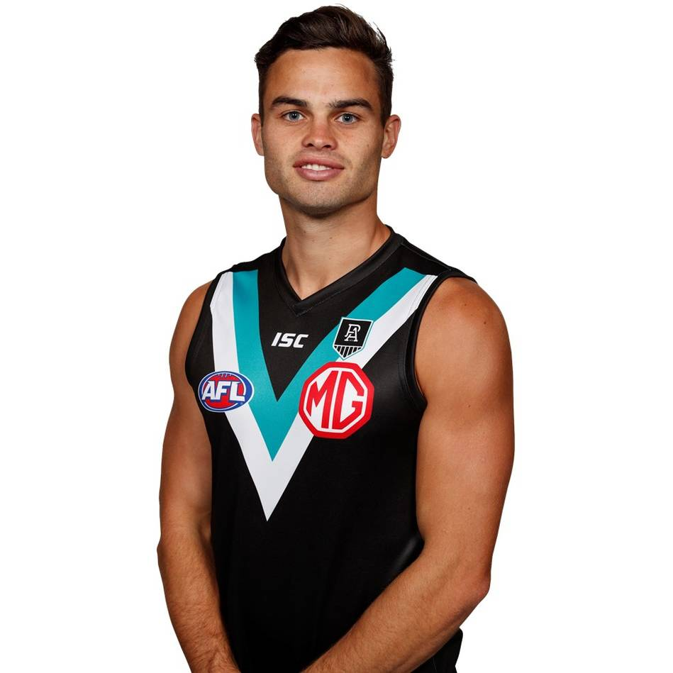 mainKarl Amon Signed 2020 Indigenous Match-Worn Guernsey1
