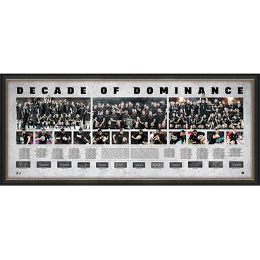 All Blacks Signed 'Decade of Dominance'