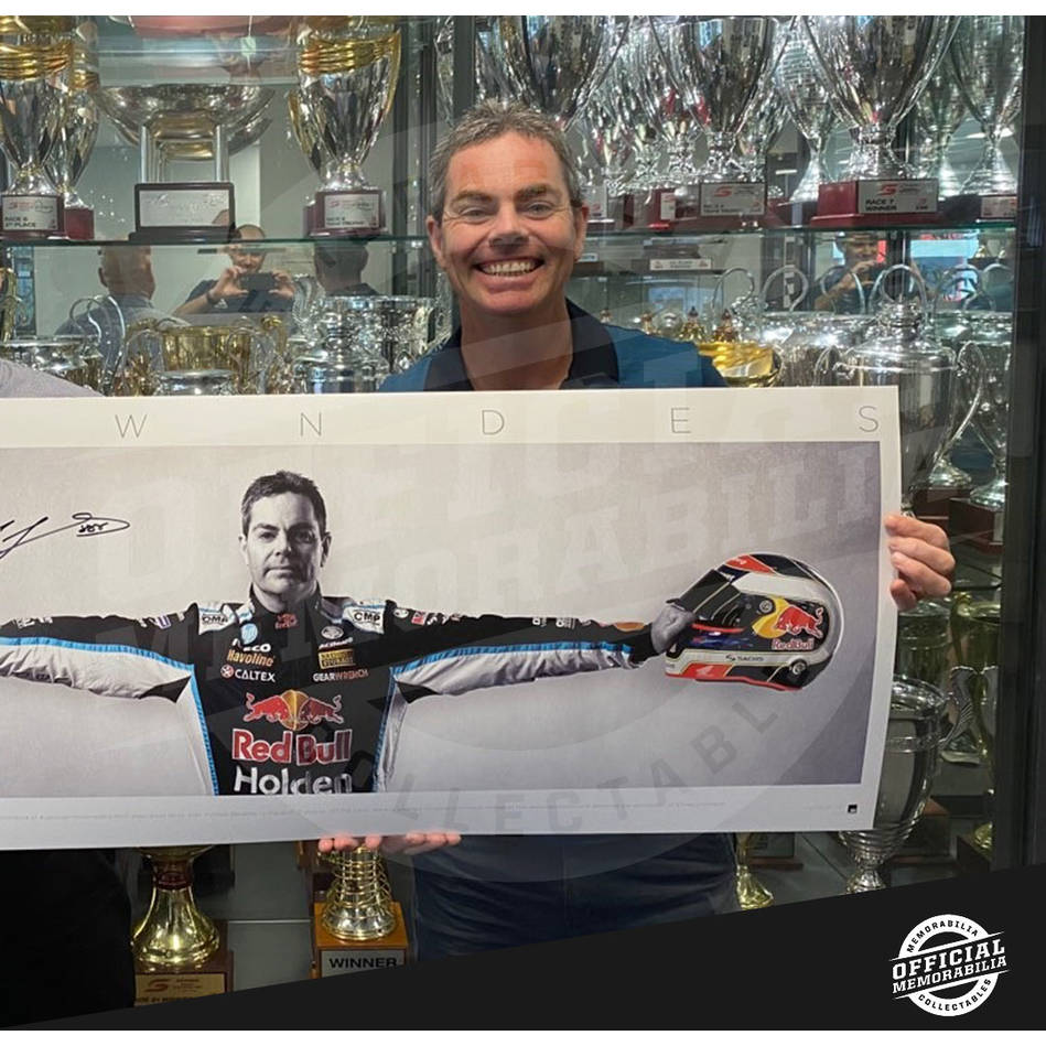 mainCraig Lowndes Signed 'Wings'2