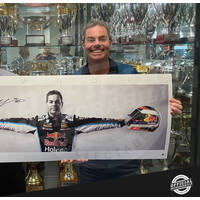 Craig Lowndes Signed 'Wings'2