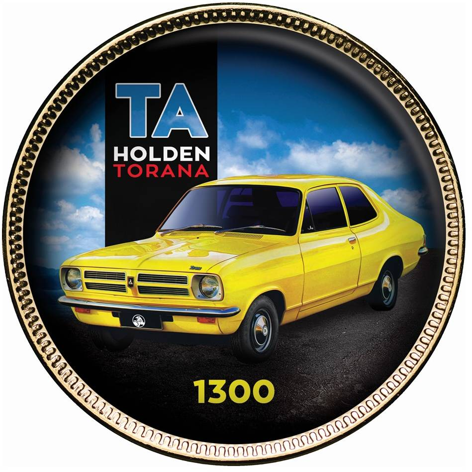 mainHolden Torana Enamel Penny 9-Coin Collection2