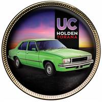 Holden Torana Enamel Penny 9-Coin Collection3