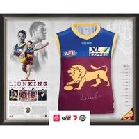 Lachie Neale 2020 Signed Brownlow Medal Guernsey0