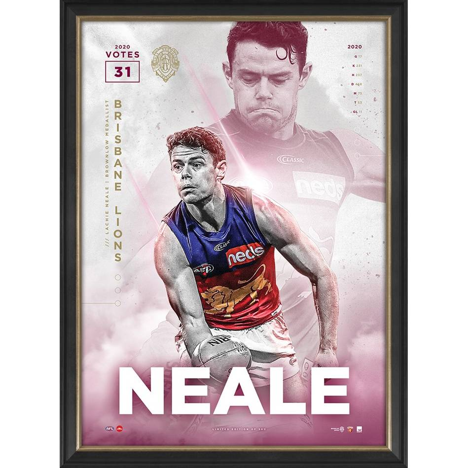 mainLachie Neale 2020 Brownlow Medal Sportsprint0