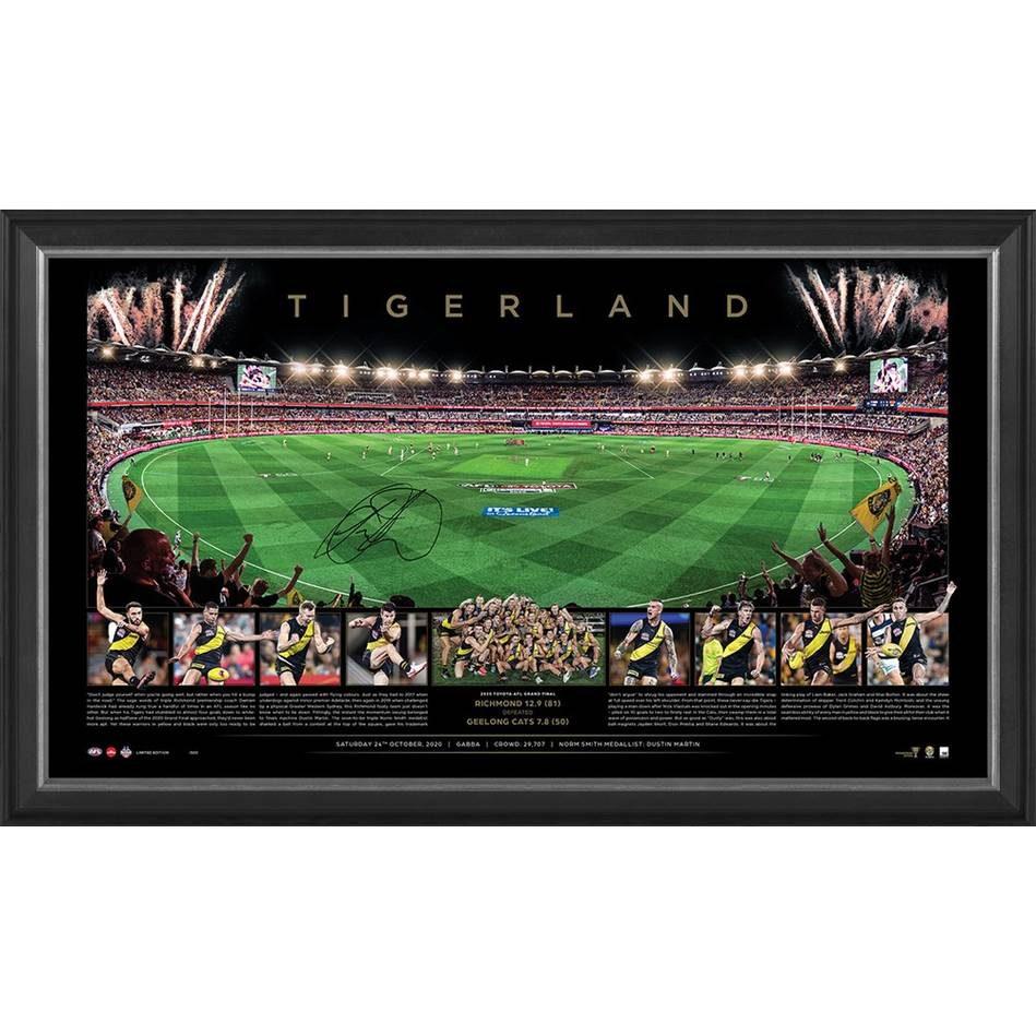 mainRichmond 2020 Premiers Signed Panoramic0