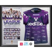 Melbourne Storm 2020 Premiers Team Signed Jersey0