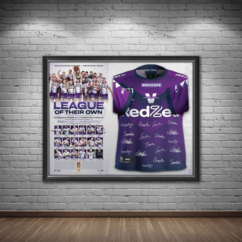 mainMelbourne Storm 2020 Premiers Team Signed Jersey1