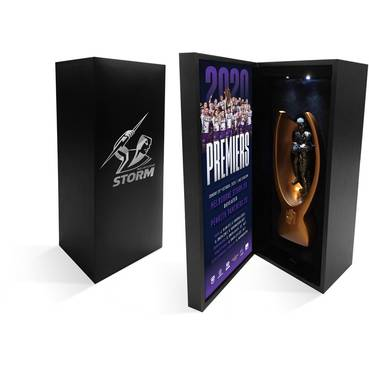 Melbourne Storm 2020 Premiers Replica Mini Trophy