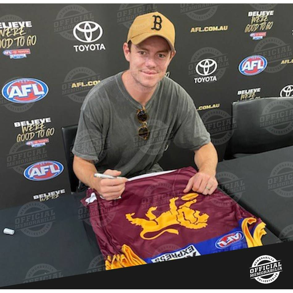 mainLachie Neale 2020 Signed Brownlow Medal Guernsey2