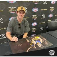 Lachie Neale 2020 Signed Brownlow Medal Lithograph2