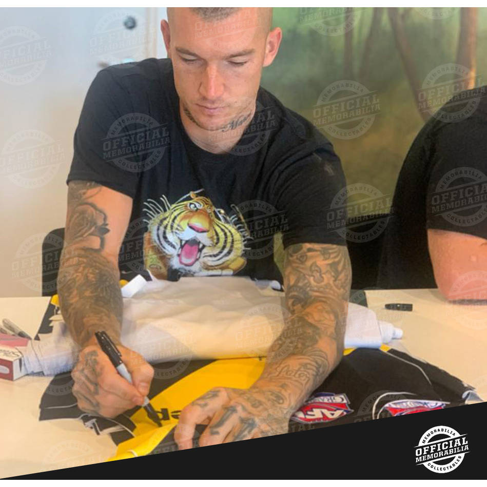 mainRichmond 2019/20 Back-to-Back Deluxe Signed Premiers Guernsey2