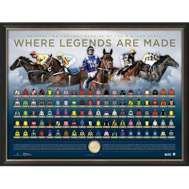 Cox Plate 100 'Where Legends Are Made' Sportsprint