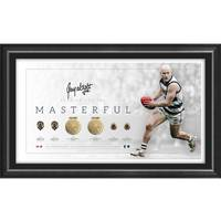 Gary Ablett Jr Signed Career Retrospective Lithograph0