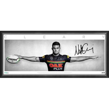 Nathan Cleary Signed Wings