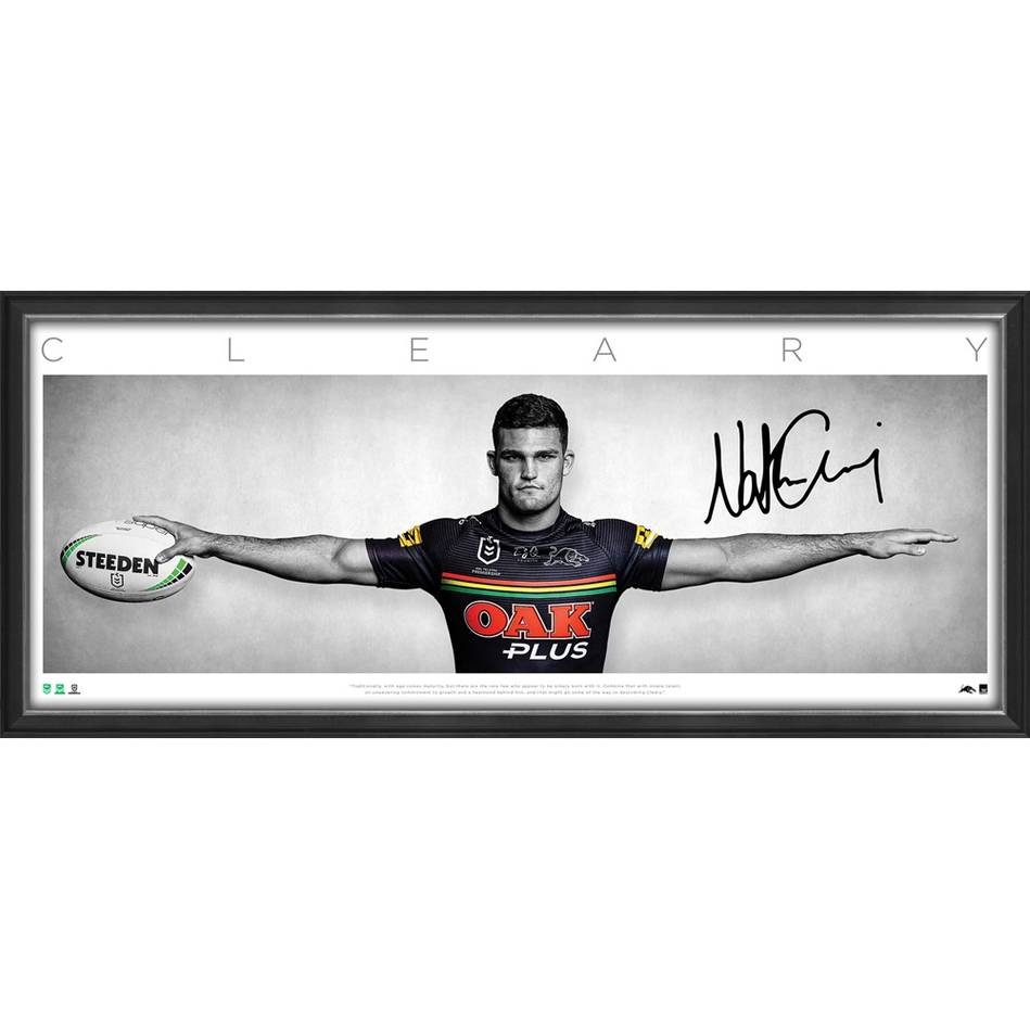 mainNathan Cleary Signed Wings0