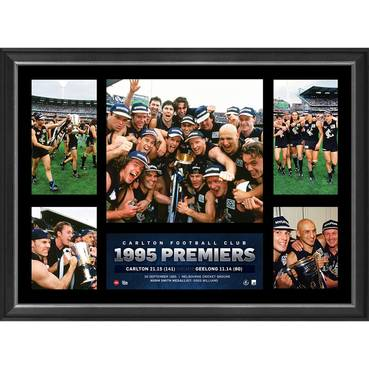CARLTON VFL/AFL REPLICA PREMIERSHIP CUP