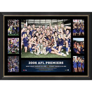 WEST COAST EAGLES REPLICA PREMIERSHIP CUP