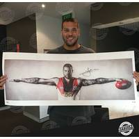 Buddy Franklin Signed Wings1