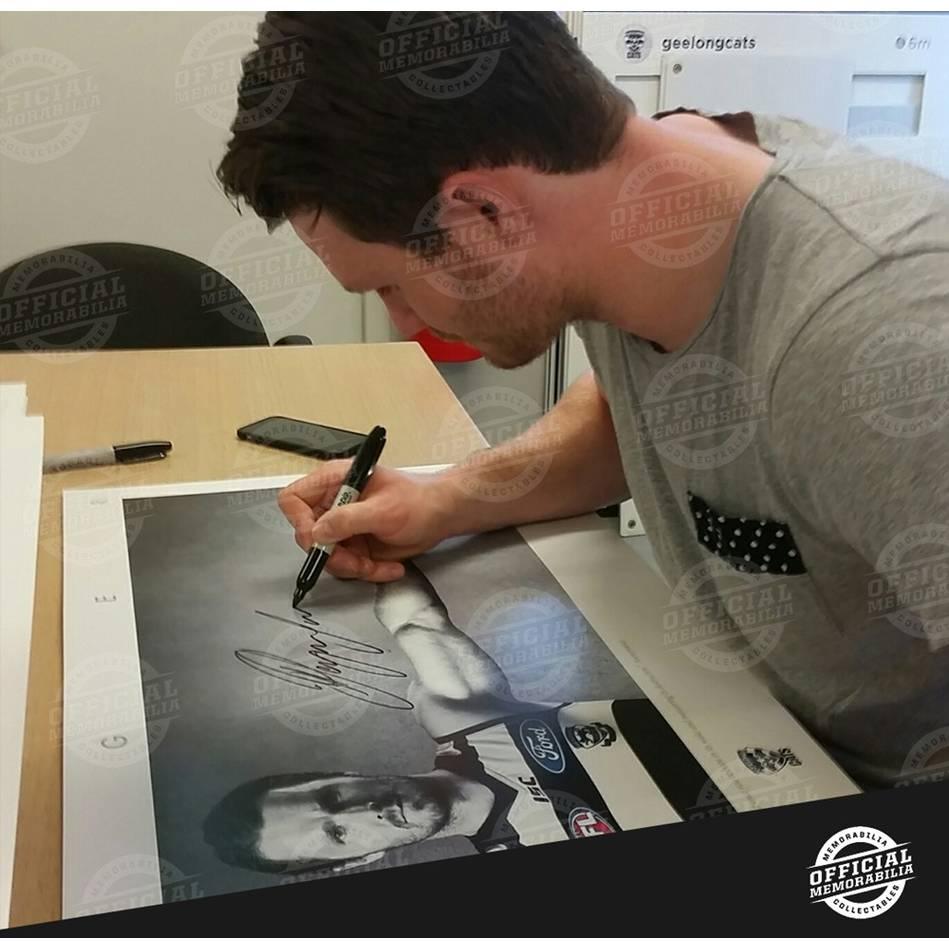Patrick Dangerfield Signed Wings1