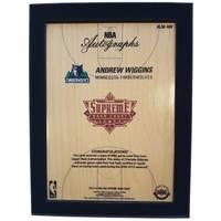 Andrew Wiggins Signed NBA Supreme Hard Court Autographs Piece1