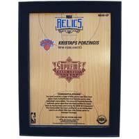 Kristaps Porzingas NBA Supreme Hard Court Relics Piece1