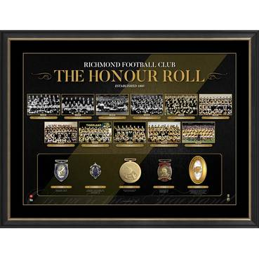 RICHMOND FOOTBALL CLUB 'THE HONOUR ROLL'
