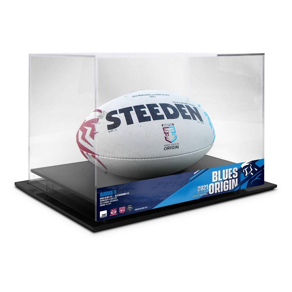 State of Origin 2021 Game I Match-Used Ball0