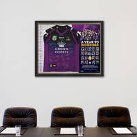 MELBOURNE STORM 2017 PREMIERS TEAM SIGNED JERSEY DELUXE EDITION1