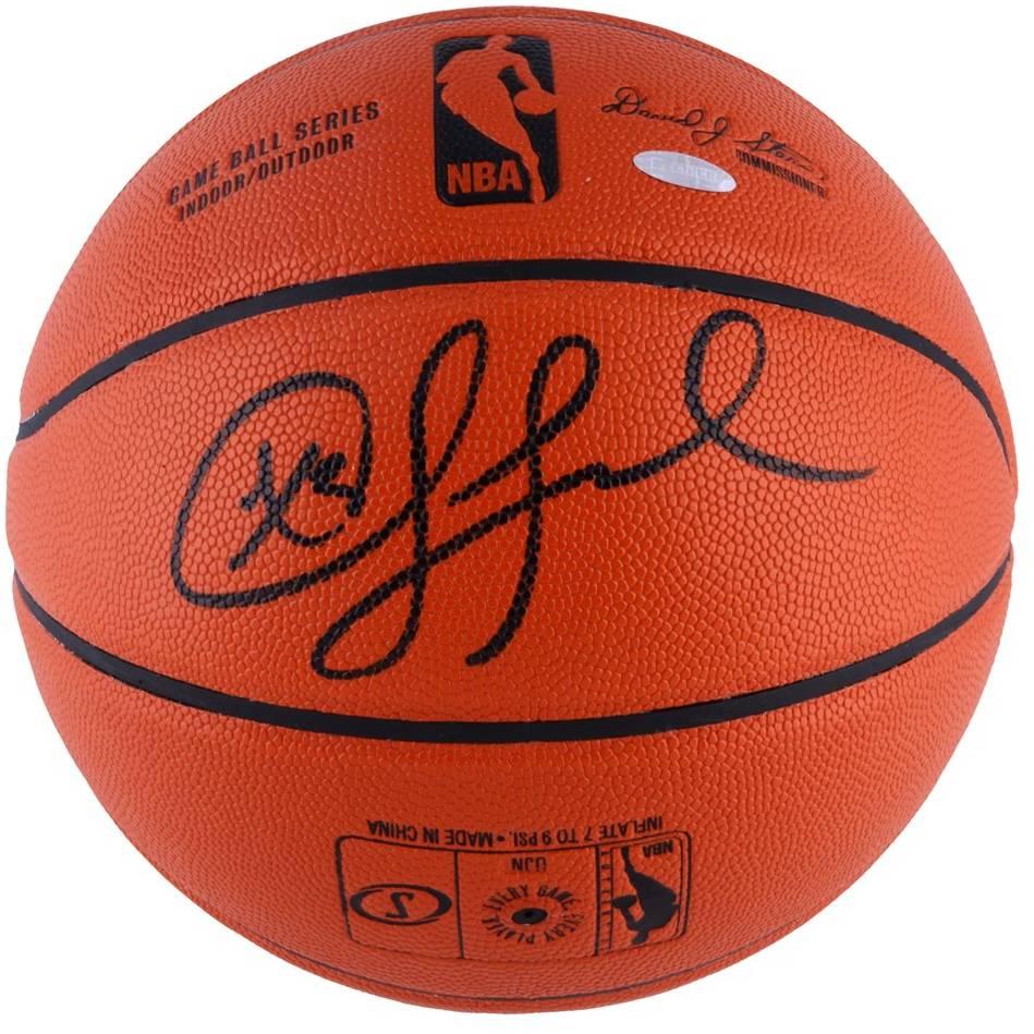 mainChris Paul Signed Spalding Basketball0