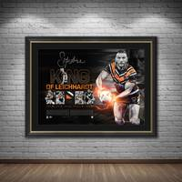 EDITION #1 - Robbie Farah Signed Lithograph1