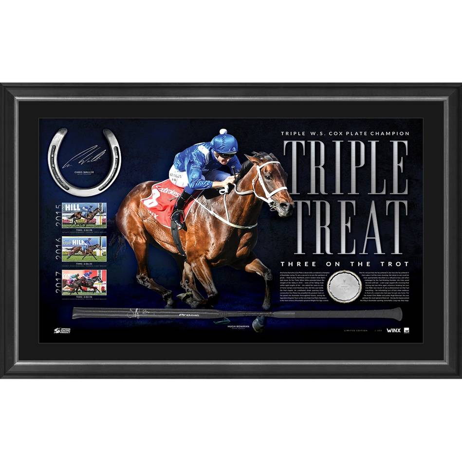 mainWINX SIGNED 'TRIPLE TREAT'0