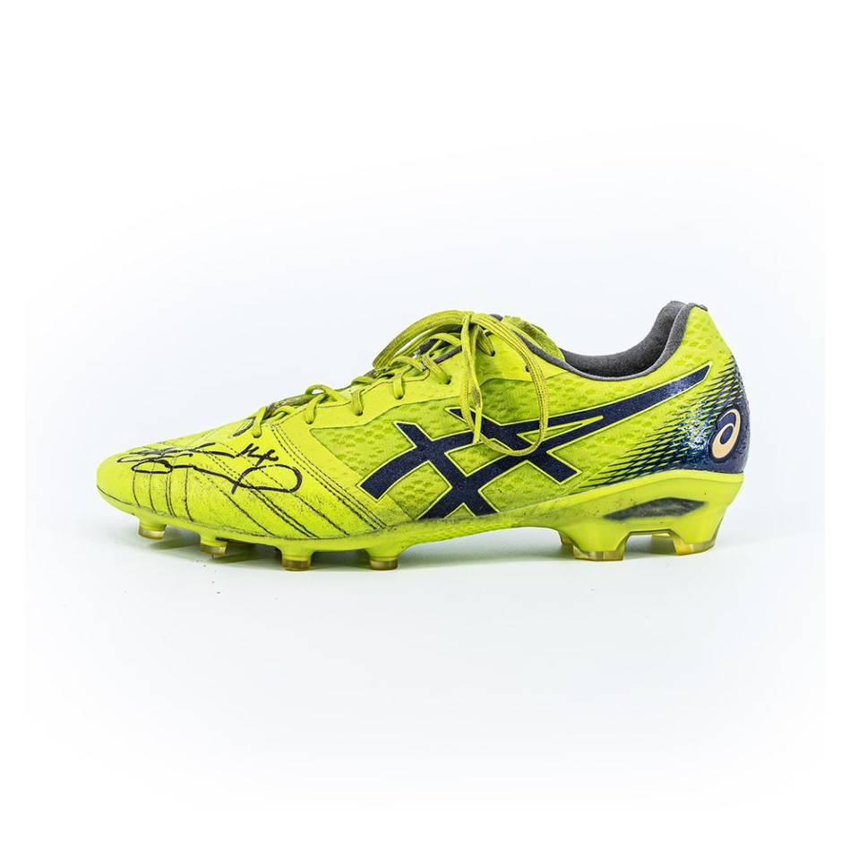 mainJoel Selwood Signed 2020 Grand Final Match-Worn Boots1