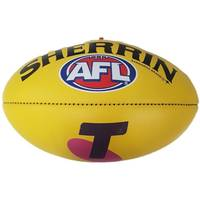 Brisbane Lions vs Geelong Cats 2020 Preliminary Final Match-Used Ball0