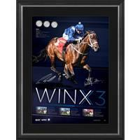 WINX DUAL SIGNED 'WinX3'0