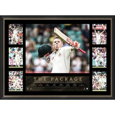 DAVE WARNER 'THE PACKAGE'