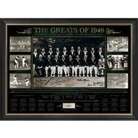THE INVINCIBLES SIGNED 'GREATS OF 48'0