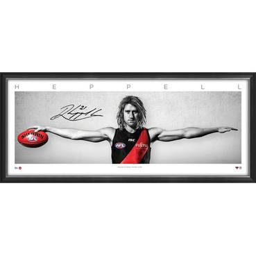DYSON HEPPELL SIGNED WINGS