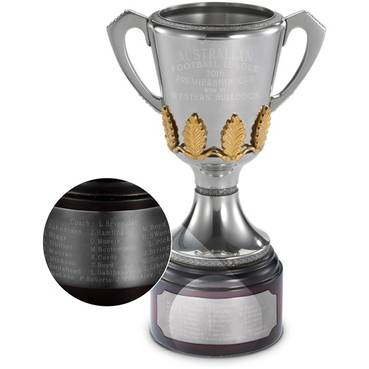 COLLINGWOOD VFL/AFL REPLICA PREMIERSHIP CUP