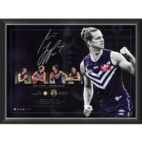 Nat Fyfe Signed Lithograph0