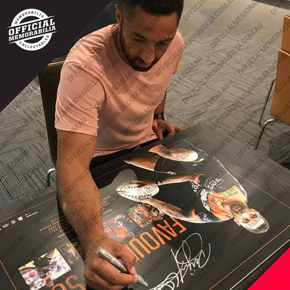 mainBenji Marshall Signed 'Favourite Son'2